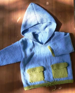 Nephew Sweater