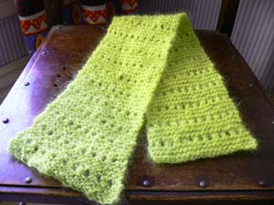 Airy Scarf