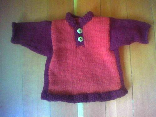 Lamb's Pride Baby Sweater