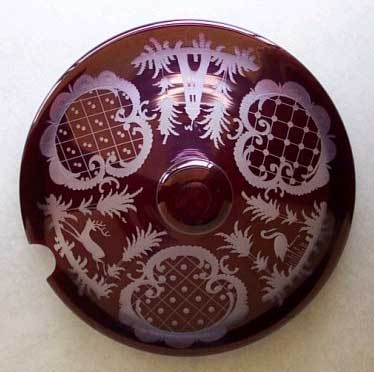 Punch Bowl Lid