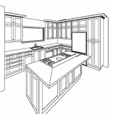 Kitchendiagram